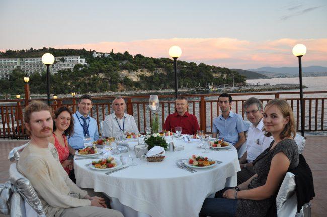 COST FP1006 al SMMIB Turchia 2013