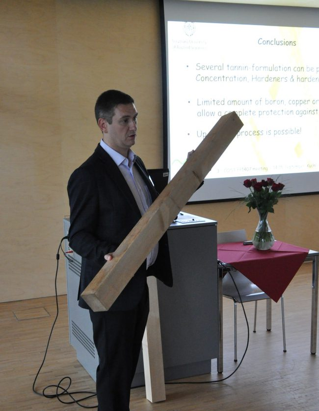 Presentation COST FP1407 Kuchl 2017