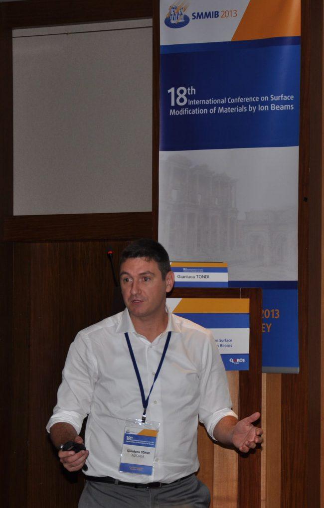 Presentazione SMMIB 2013